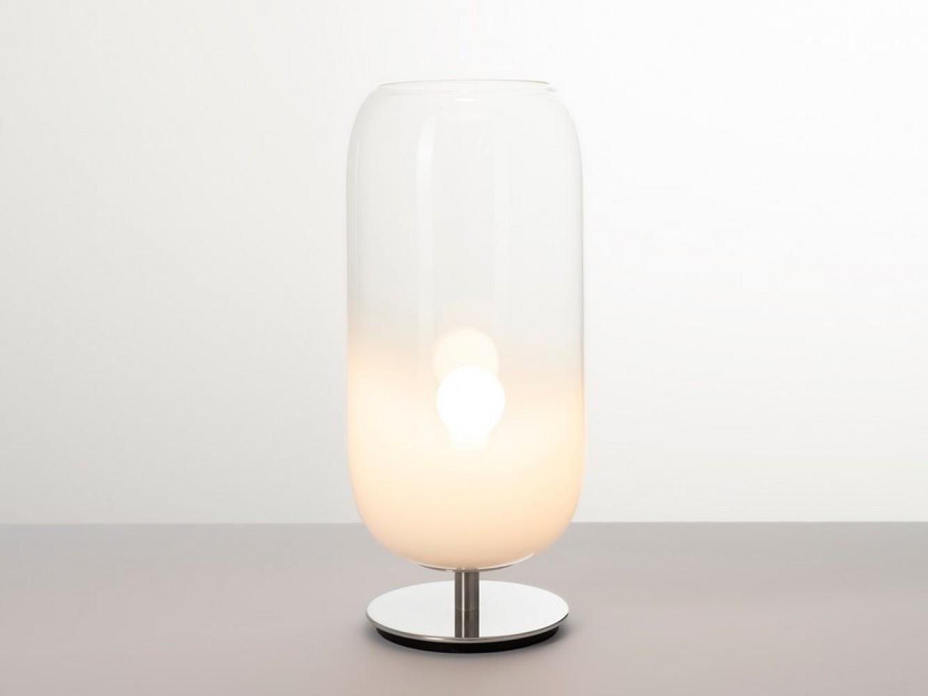 Lampe à poser Gople - Artemide blanc