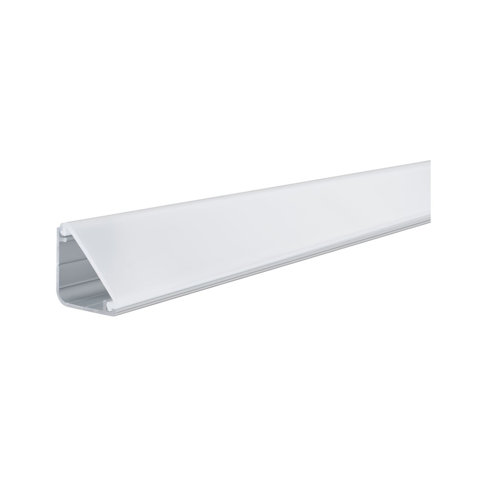 Diffuseur Delta pour ruban LED 100cm aluminium