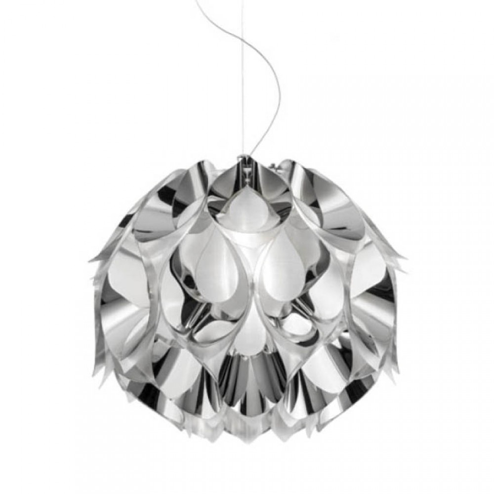 Suspension Flora Argent D.50 - Slamp