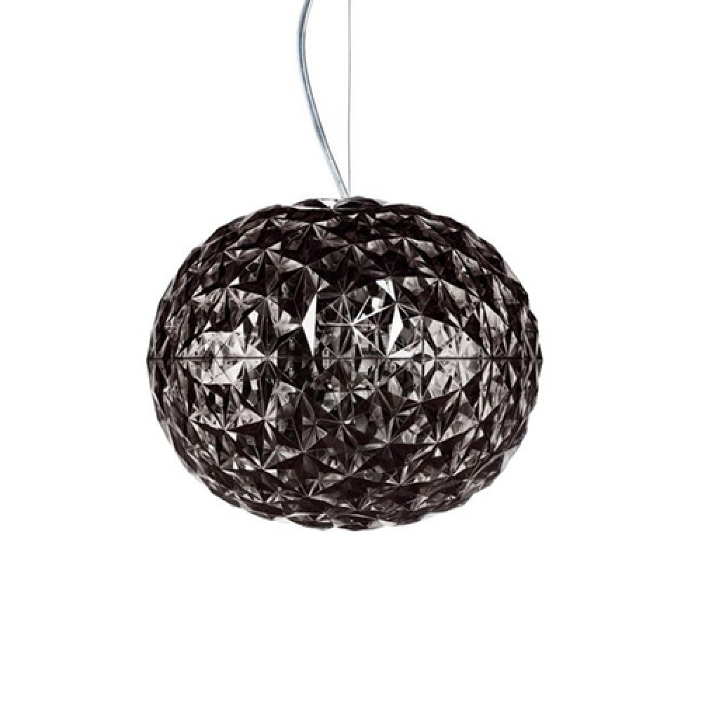 Planet suspension LED fumé - Kartell
