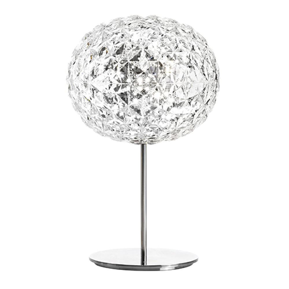 Planet Lampe A Poser Led Cristal Kartell Decouvrez Luminaires D
