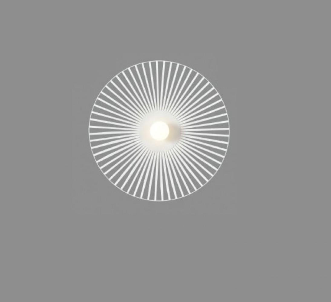 Applique Lucie - Harpo blanc - D.40 cm