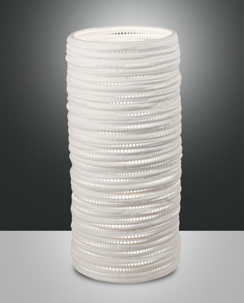 Lampe à poser céramique Marbella H.37