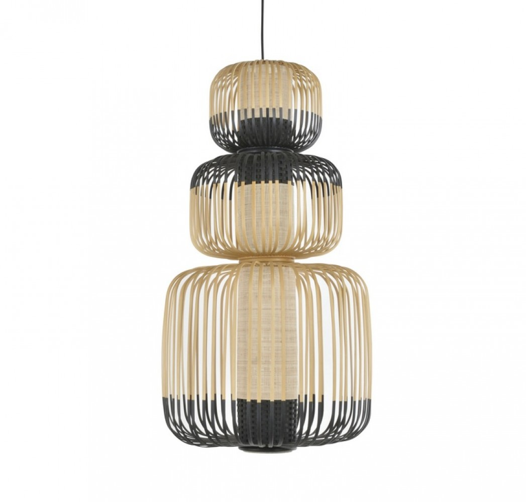 Suspension Bamboo Totem H.115 - Forestier