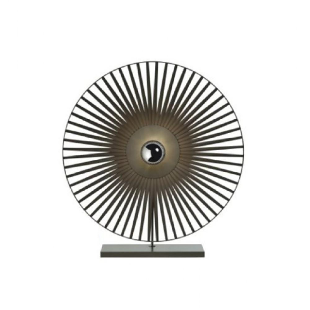 Lampe à poser Tazena - Noir - D 55