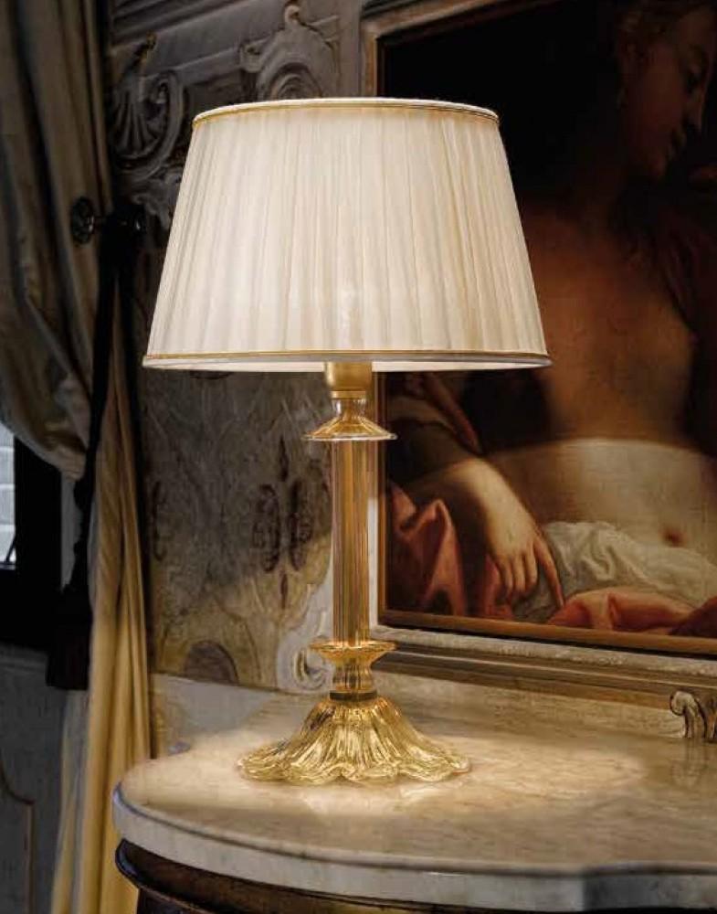 Lampe à poser Verre de Murano Scrigno