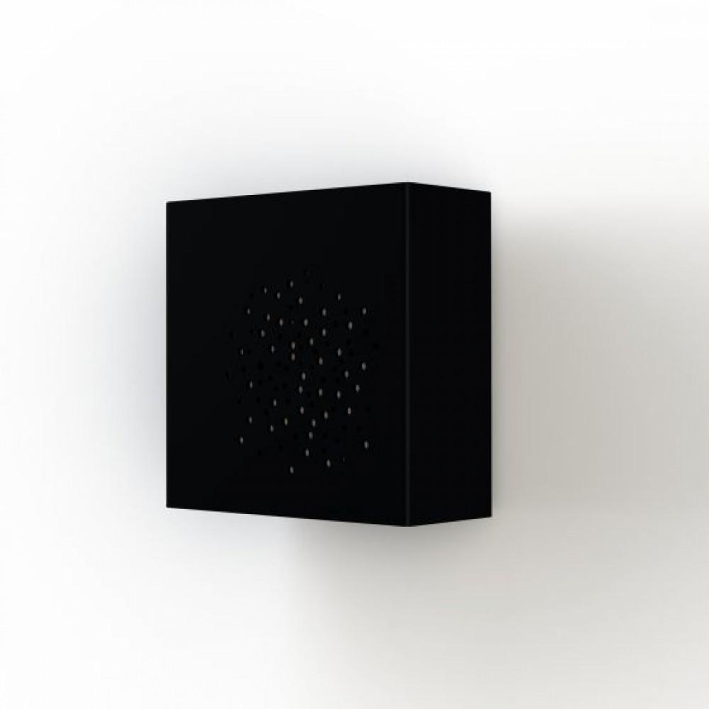 Applique extérieure LED Klint N°3-Noir velours (113)