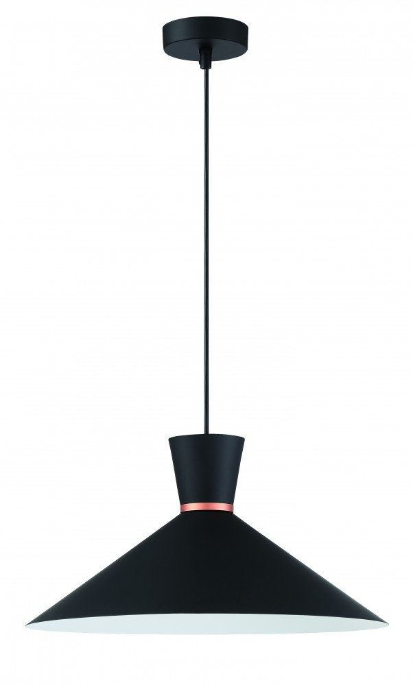 Suspension Circus XL D.40cm - Noir