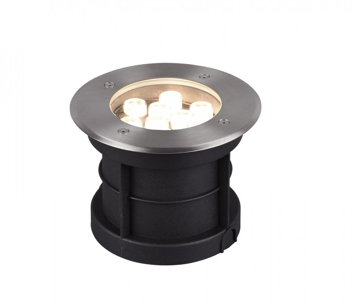 Spot LED encastré extérieur 540lm D.16