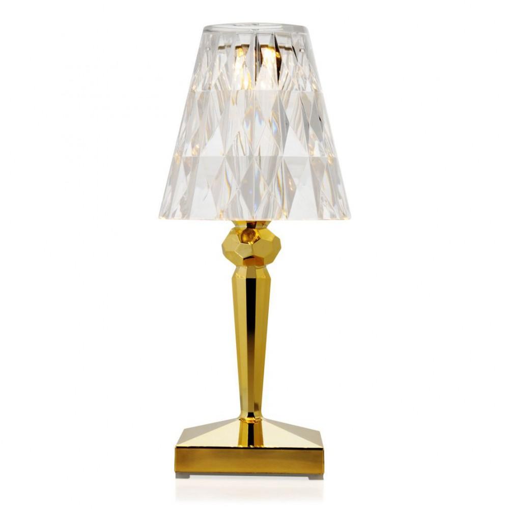 Battery Lampe Or - Kartell
