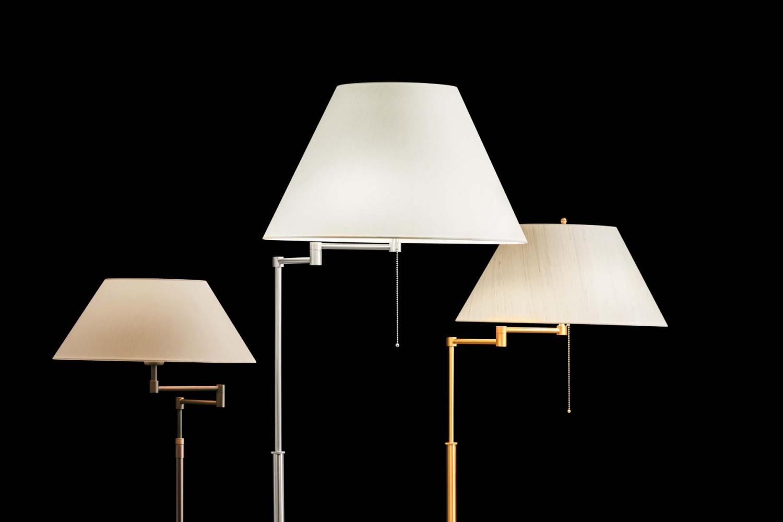 liseuse articul e 75w laiton d couvrez liseuses. Black Bedroom Furniture Sets. Home Design Ideas