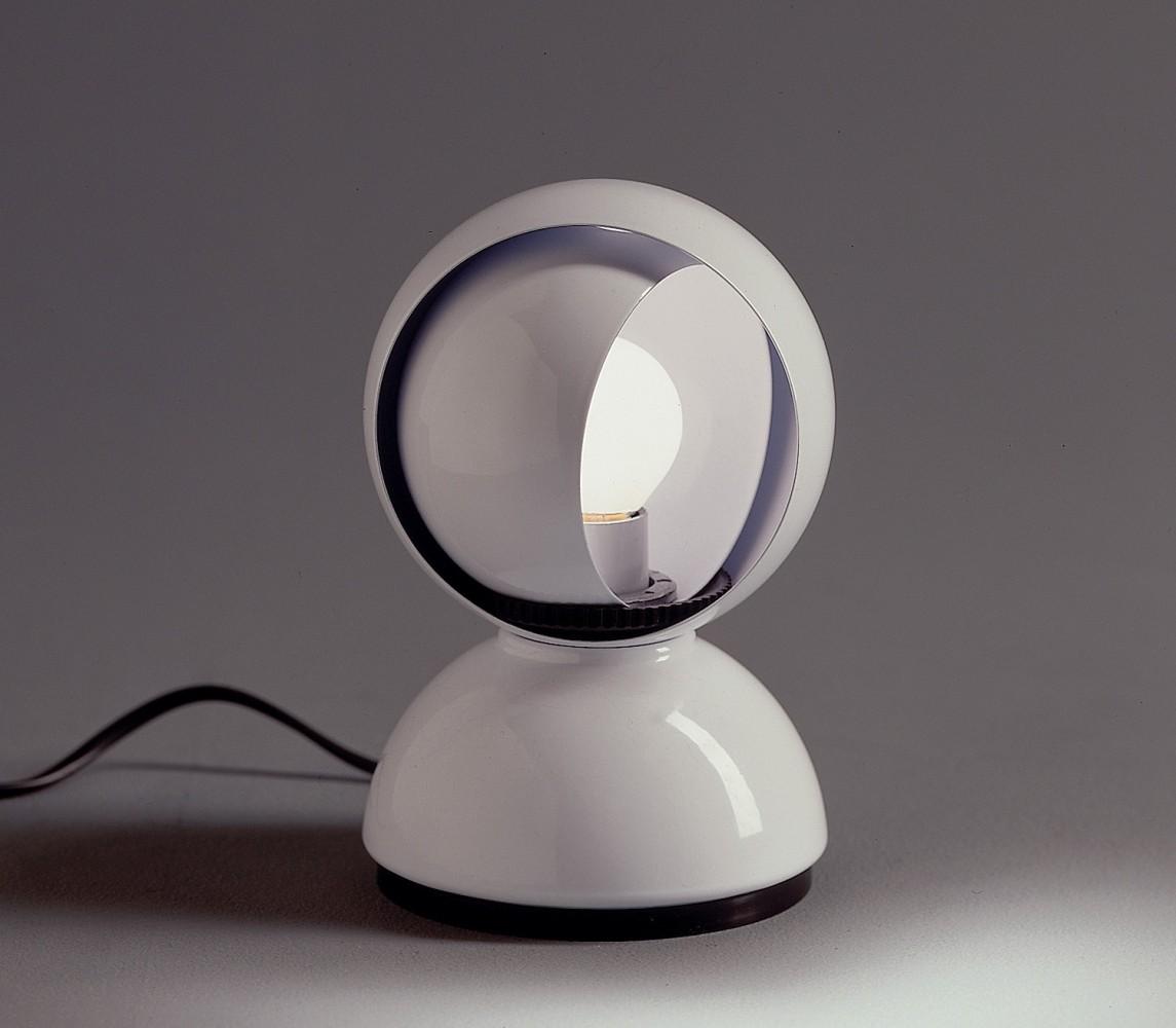 Eclisse lampe blanche - Artemide