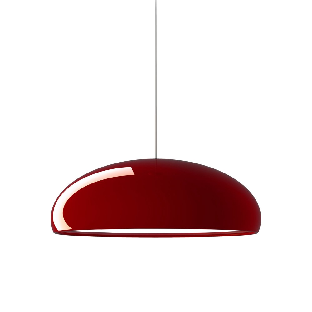 Pangen suspension rouge - Fontana Arte