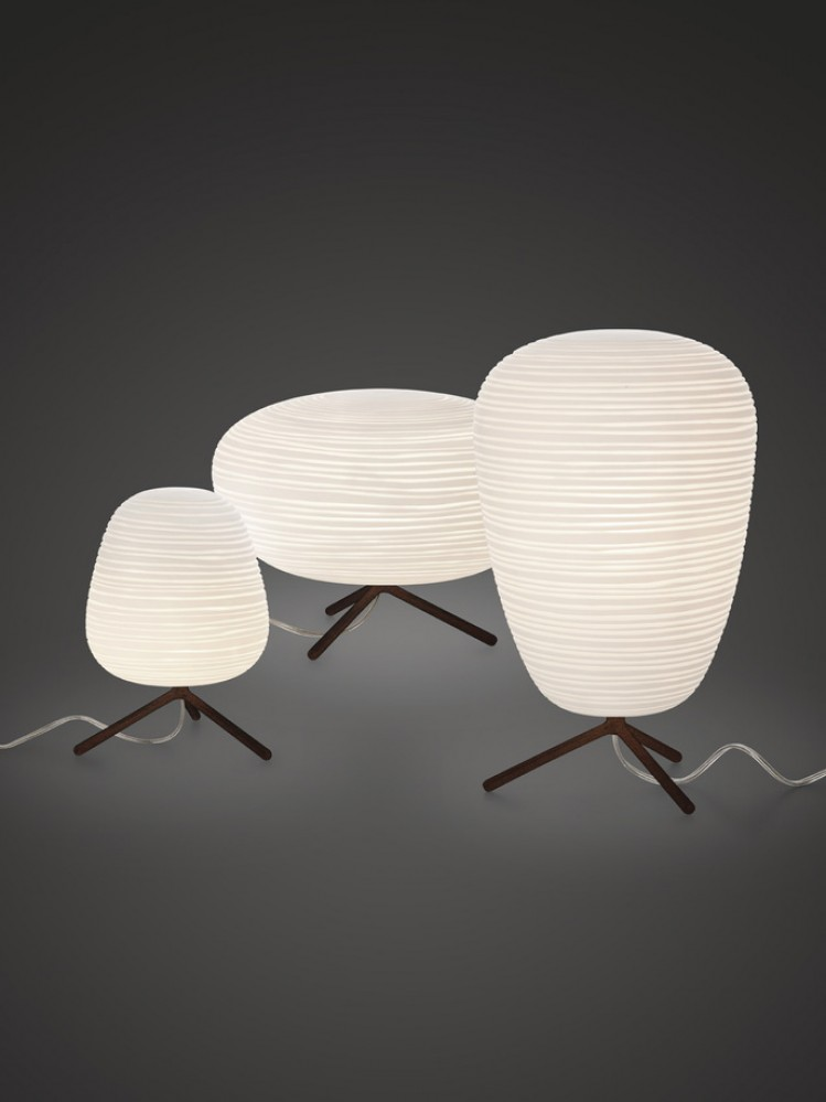 rituals 2 lampe poser foscarini d couvrez lampes poser jeancel luminaires. Black Bedroom Furniture Sets. Home Design Ideas