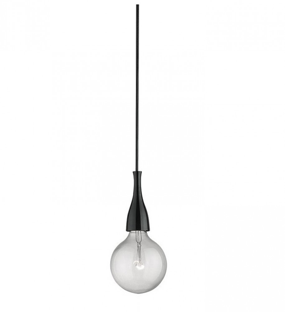 Suspension Minimal 70W noire