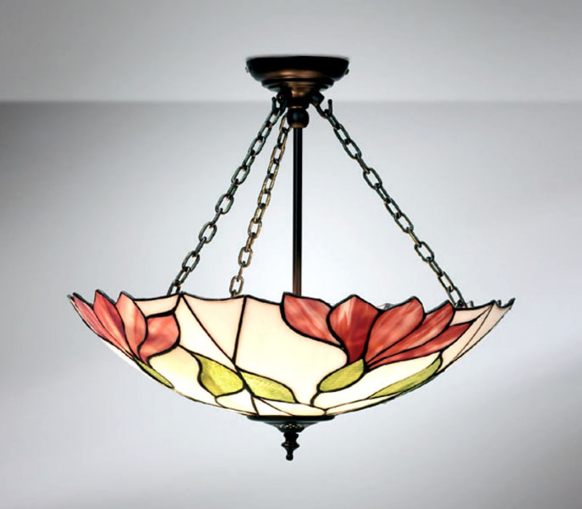 Suspension Tiffany Botanica