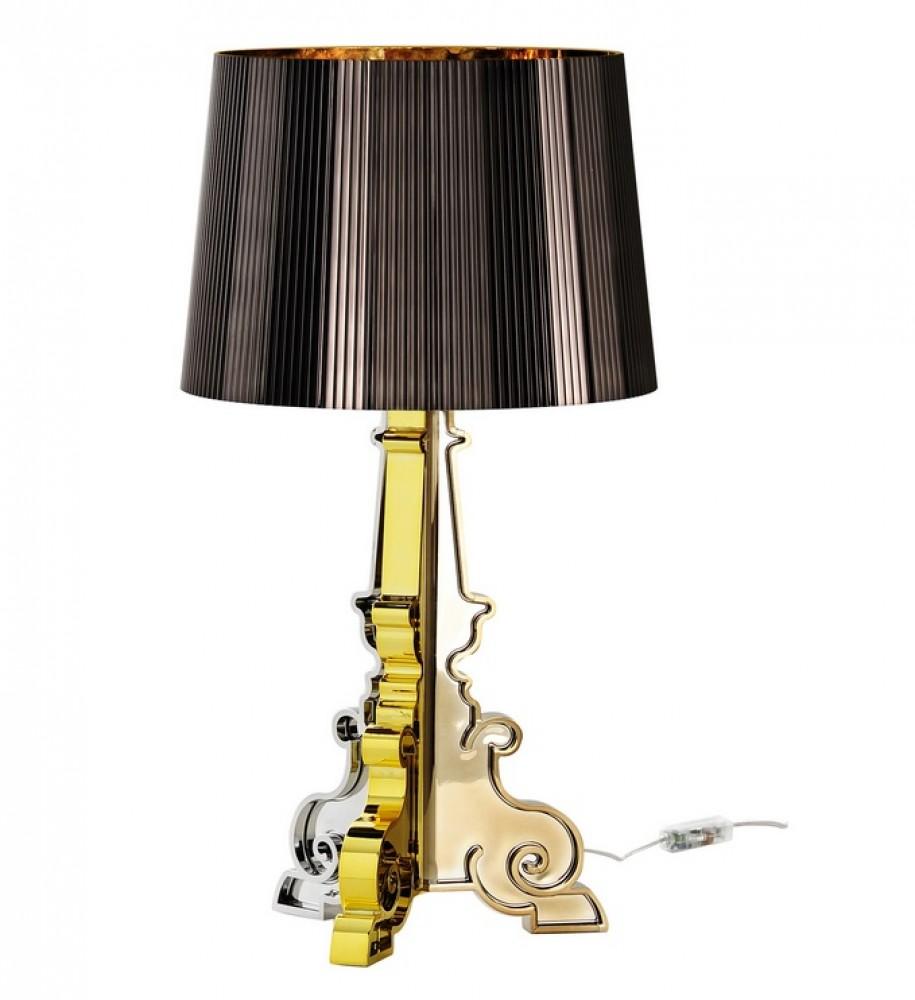 Bourgie lampe titane - Kartell