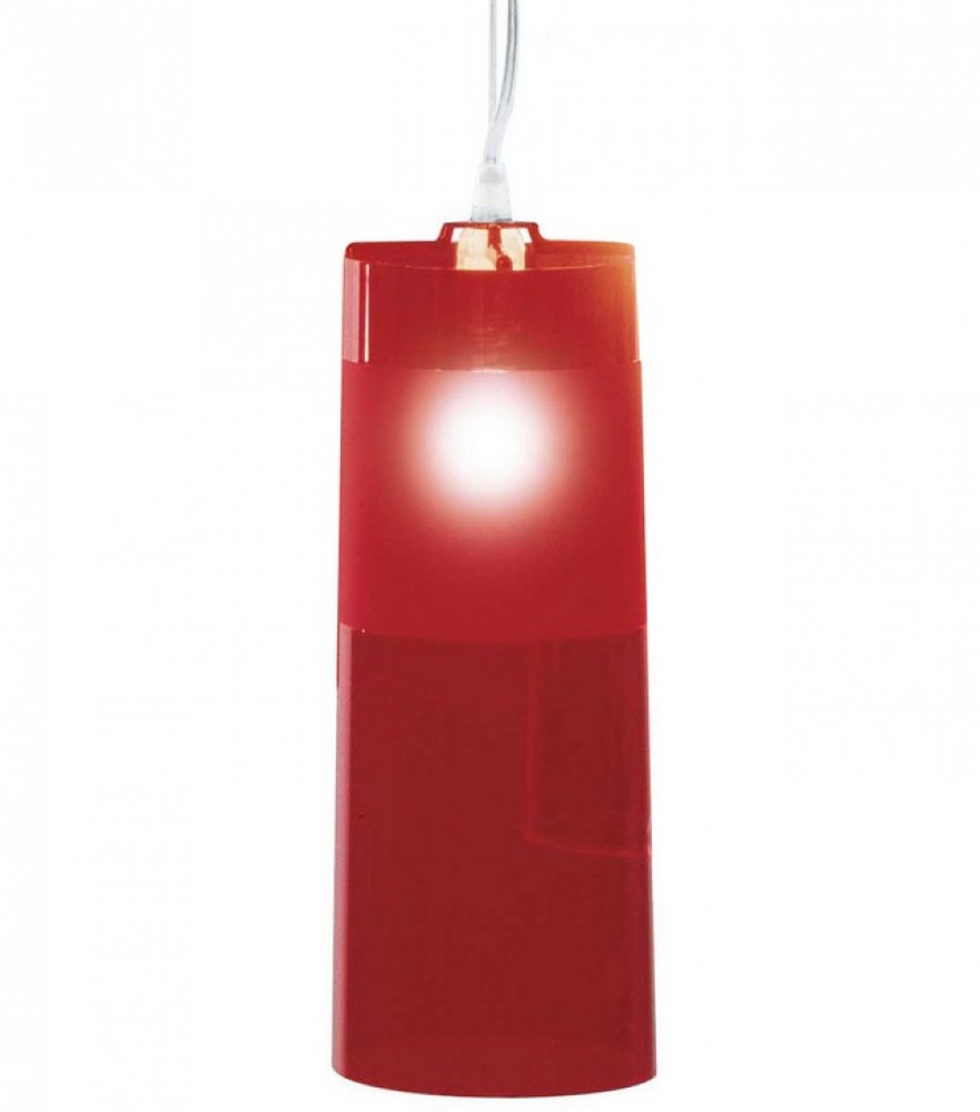 Easy suspension rouge - Kartell