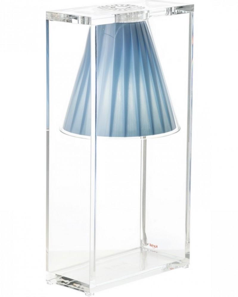Light-Air lampe bleu ciel  - Kartell