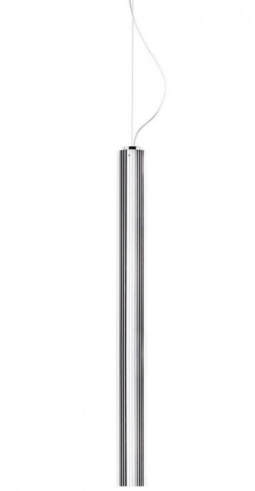 Rifly suspension LED chrome - Kartell