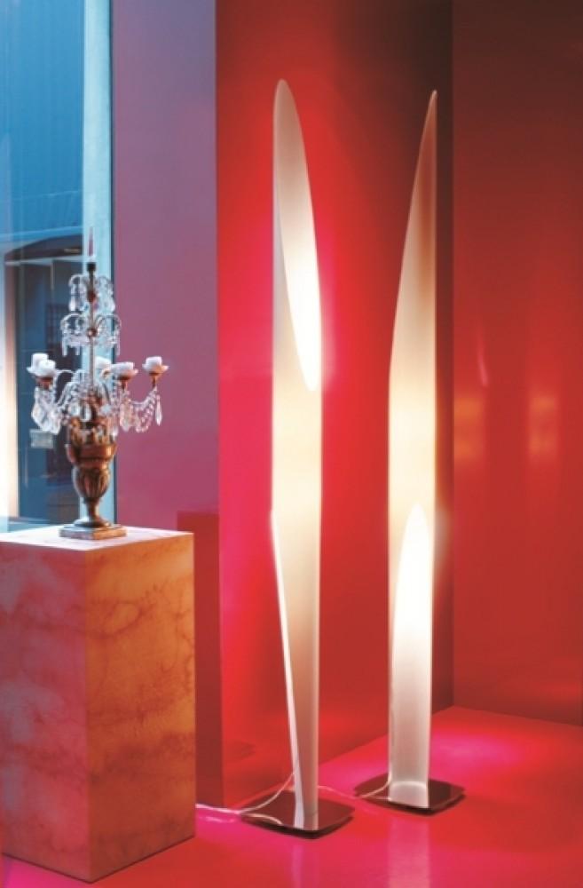 Shakti 200 lampadaire blanc - Kundalini