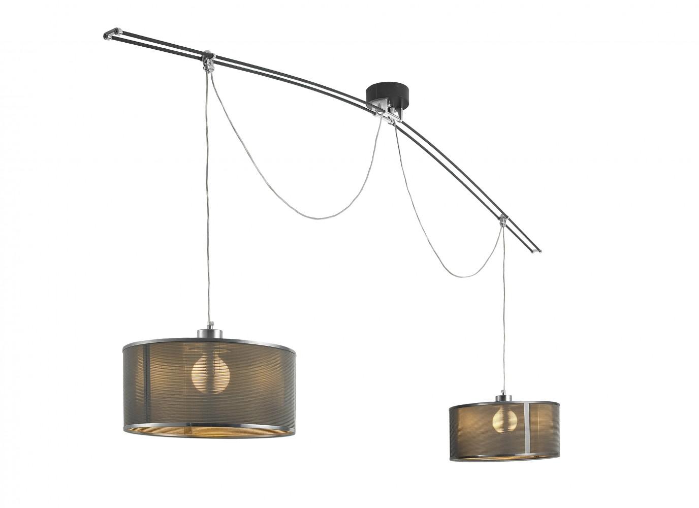 Moove doppia suspension décentrée - Lumina