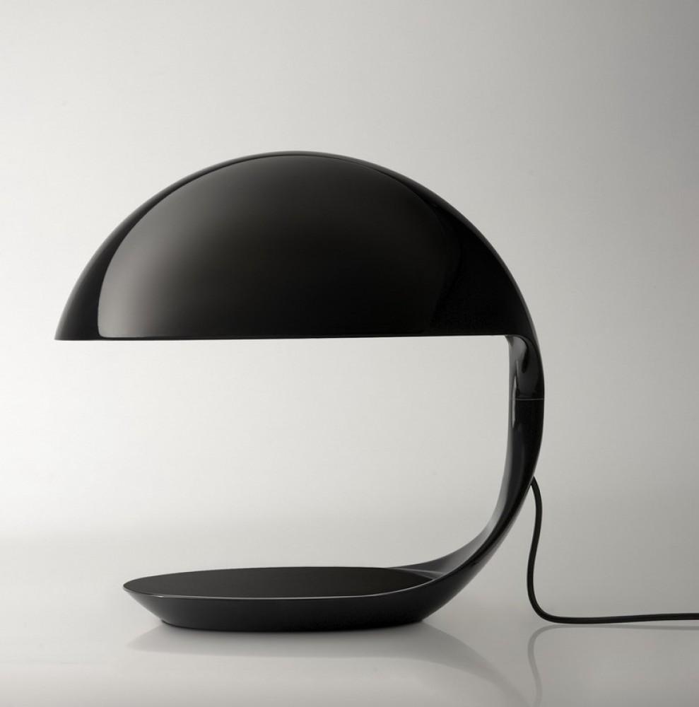 Lampe Cobra Noire - Martinelli