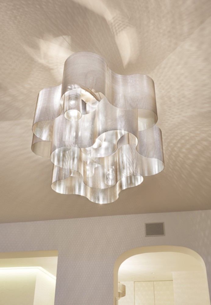 suspension nuage thierry vid d couvrez lustres. Black Bedroom Furniture Sets. Home Design Ideas