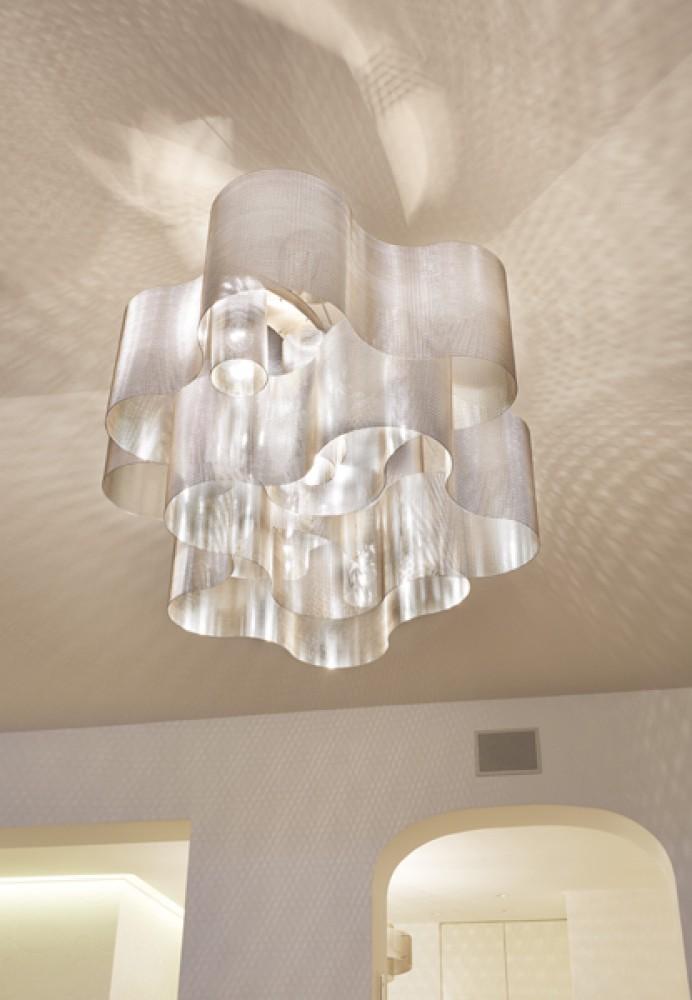 luminaire suspension nuage. Black Bedroom Furniture Sets. Home Design Ideas