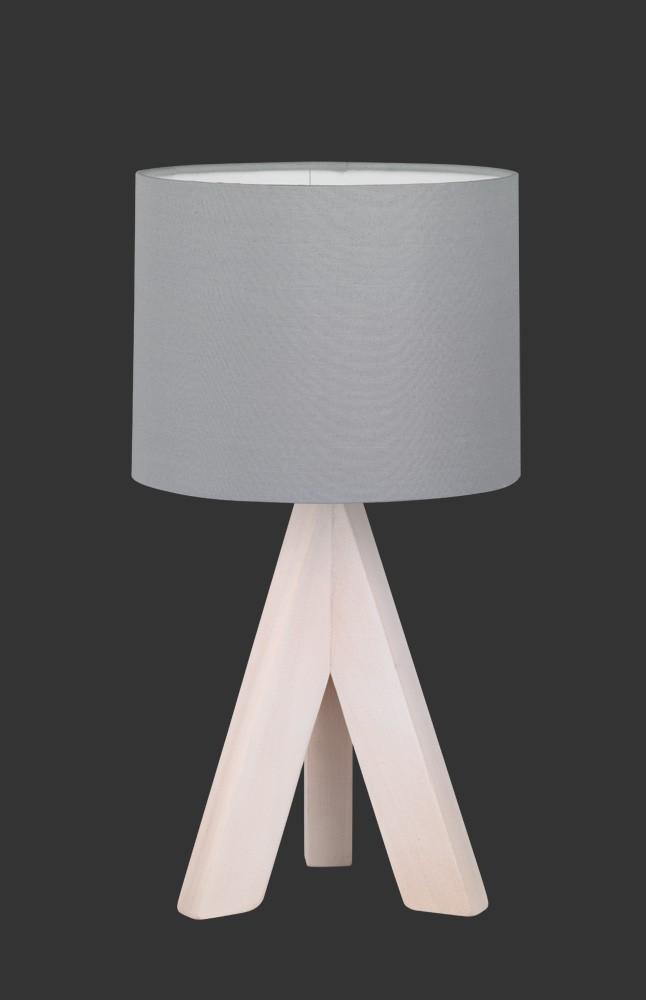 Lampe à poser Ging ABJ gris