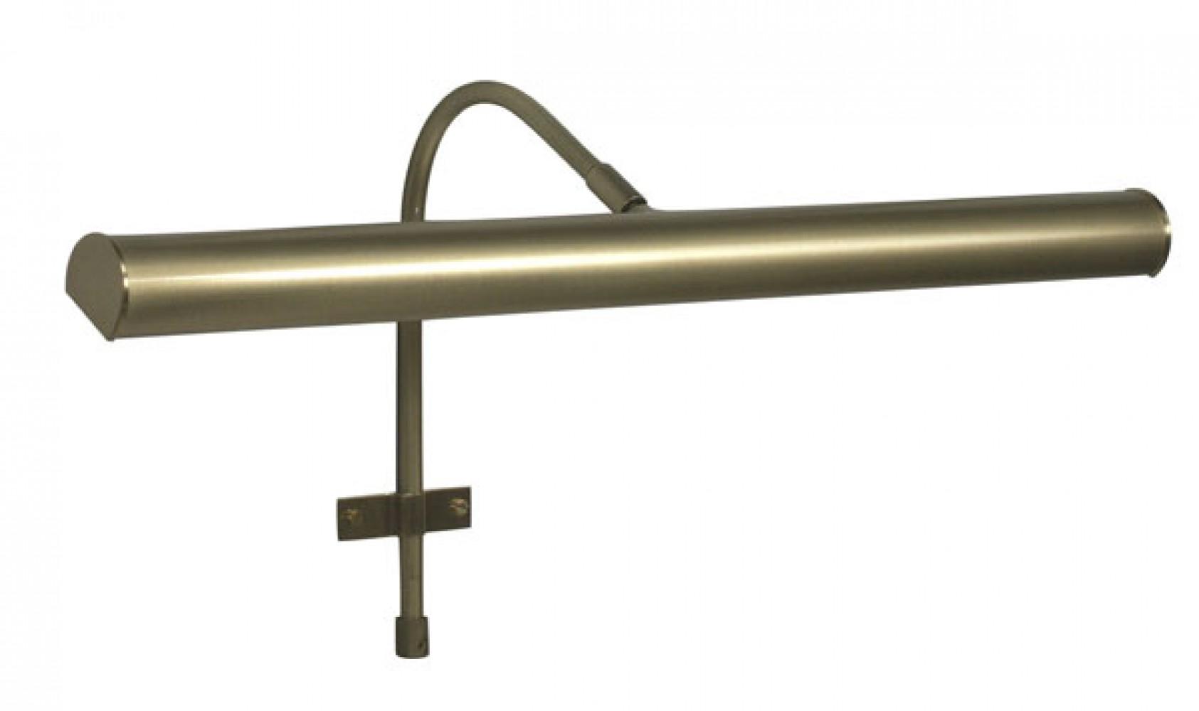 Applique Tableaux laiton bruni 2x40W