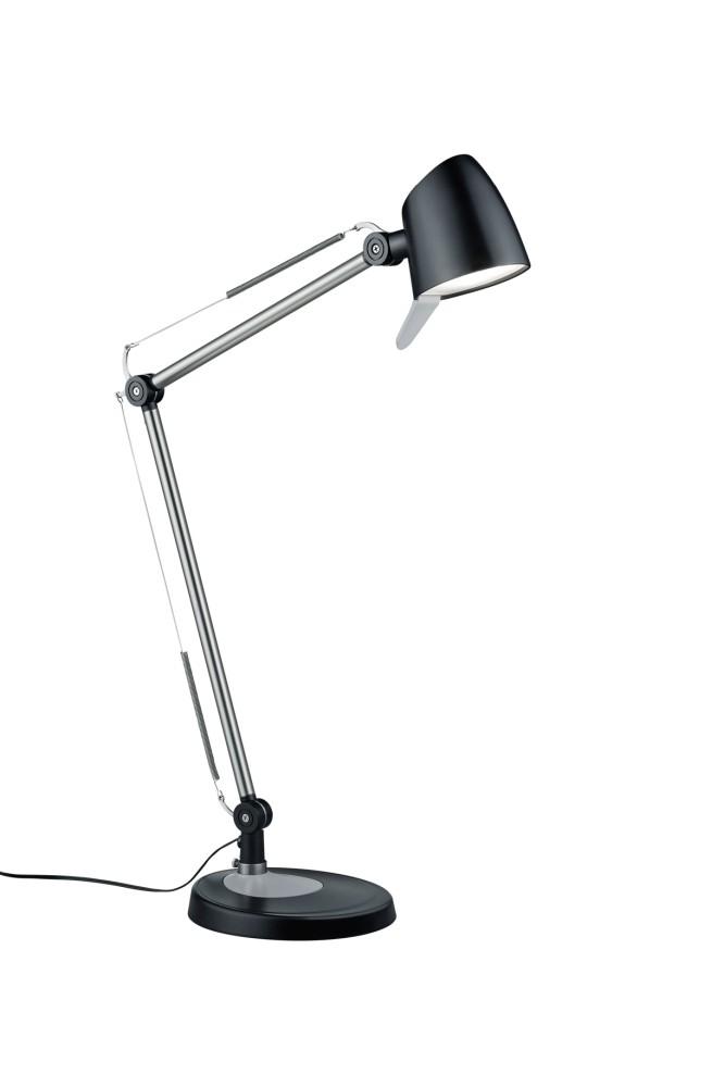Lampe de bureau Led Rado Noir 550lm