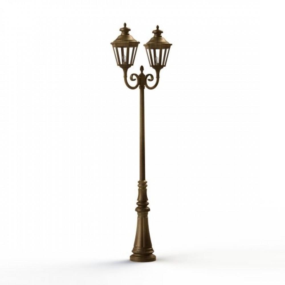 Lampadaire extérieur Louis 13 2xE27