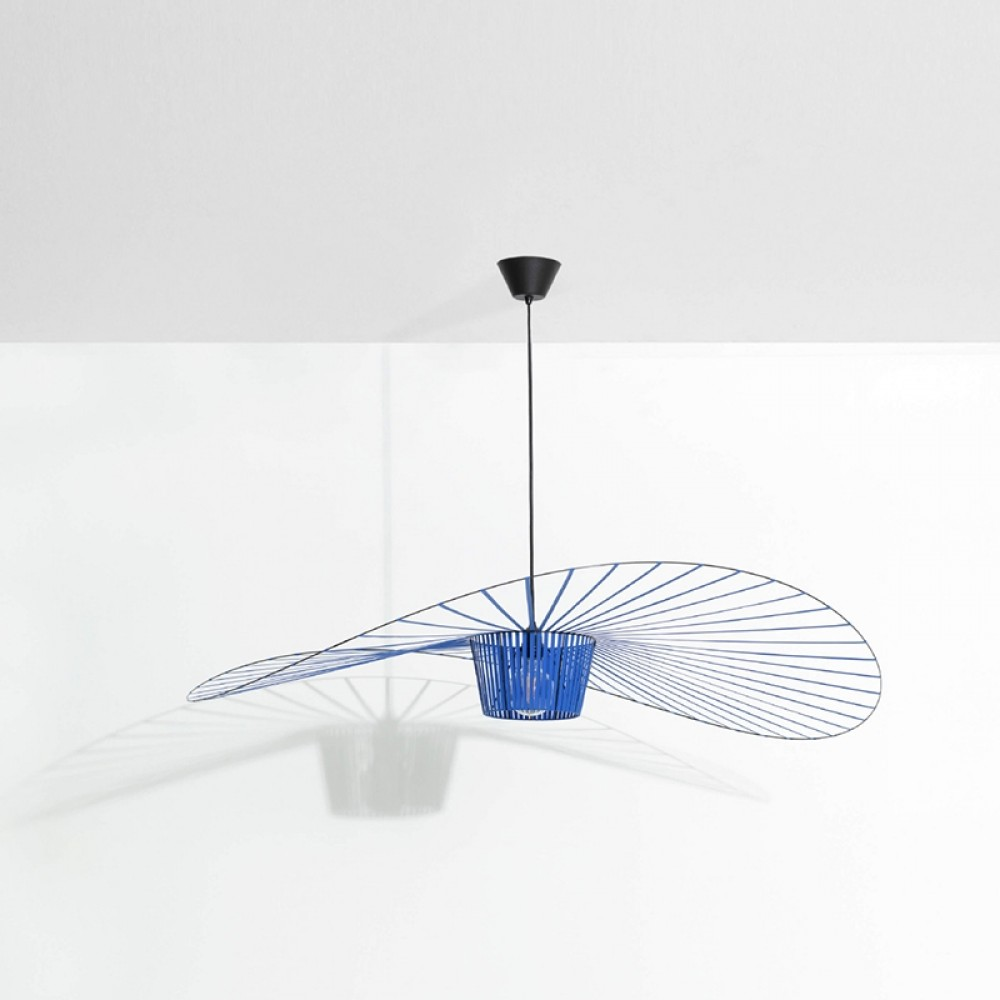 Suspension Vertigo bleu Cobalt D.140