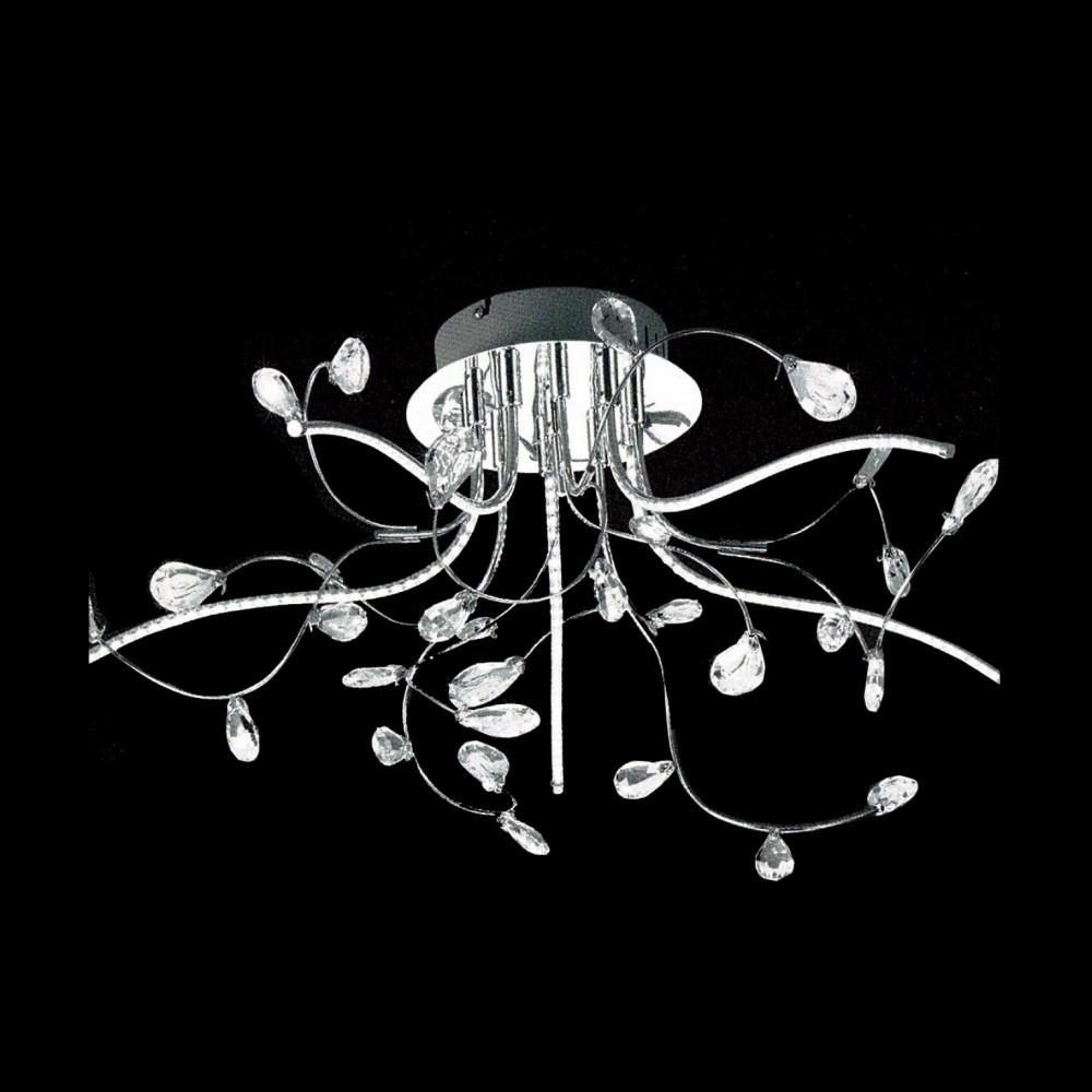 Plafonnier Led Diamant PM 28W 2900lm