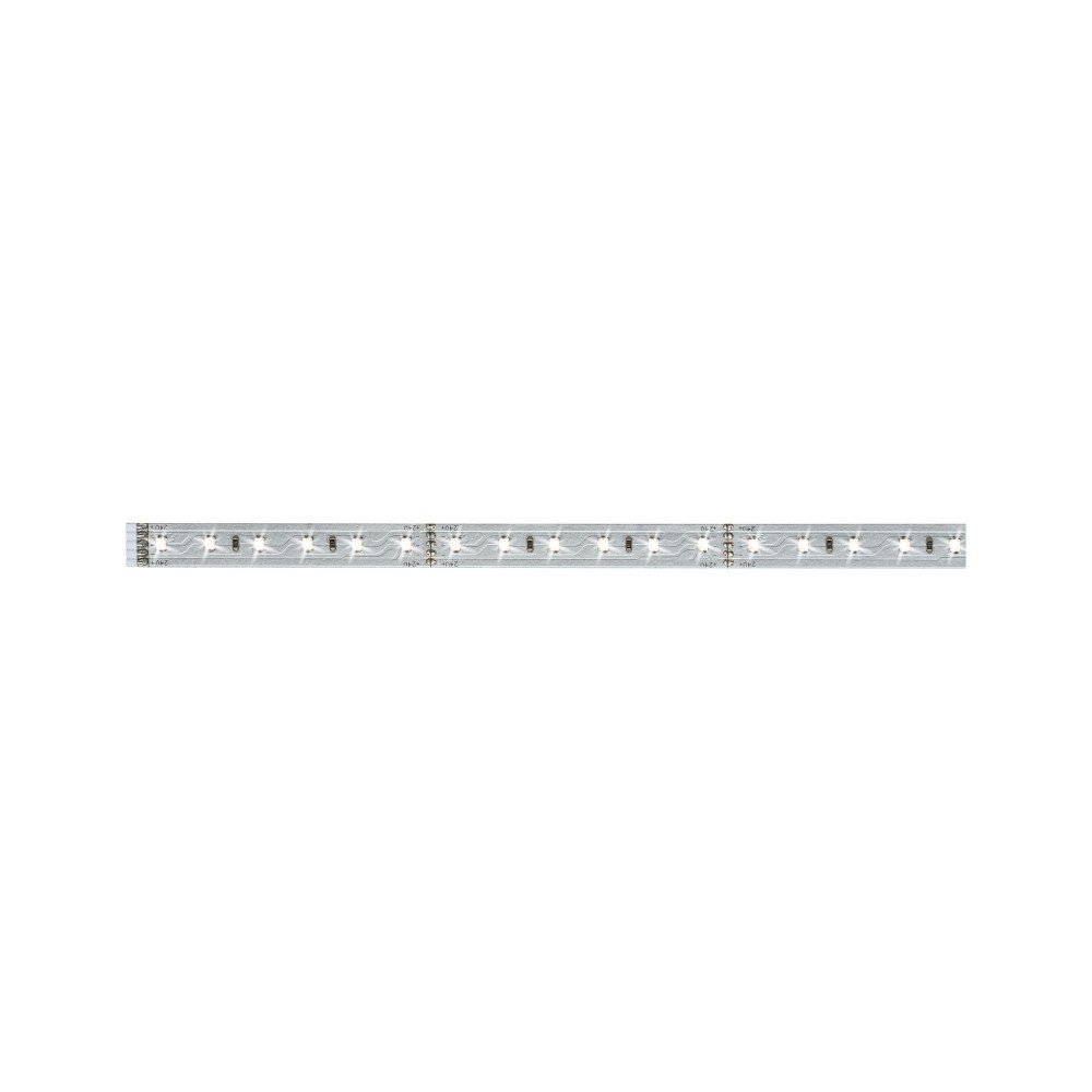 Ruban LED 100cm blanc sans revêtement