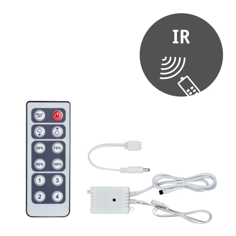 MaxLED variateur/commutateur contrôleur pour rubans unicolores