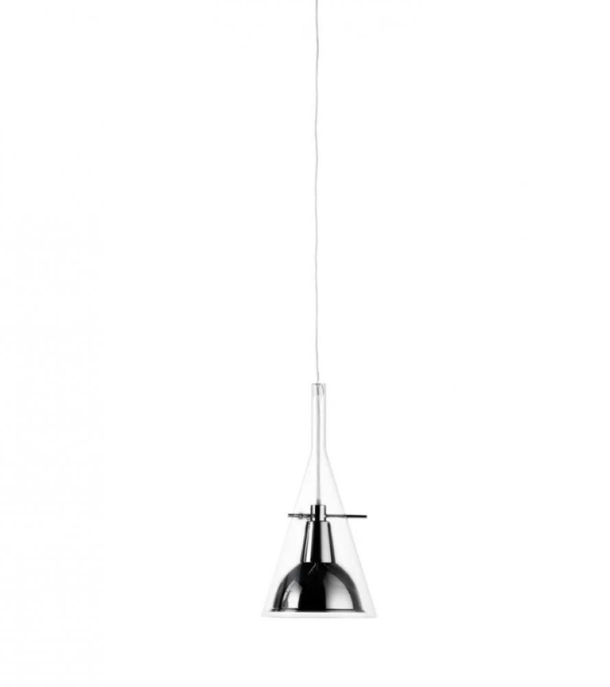 Flûte 1 - Magnum Ø 18 suspension LED - Fontana Arte