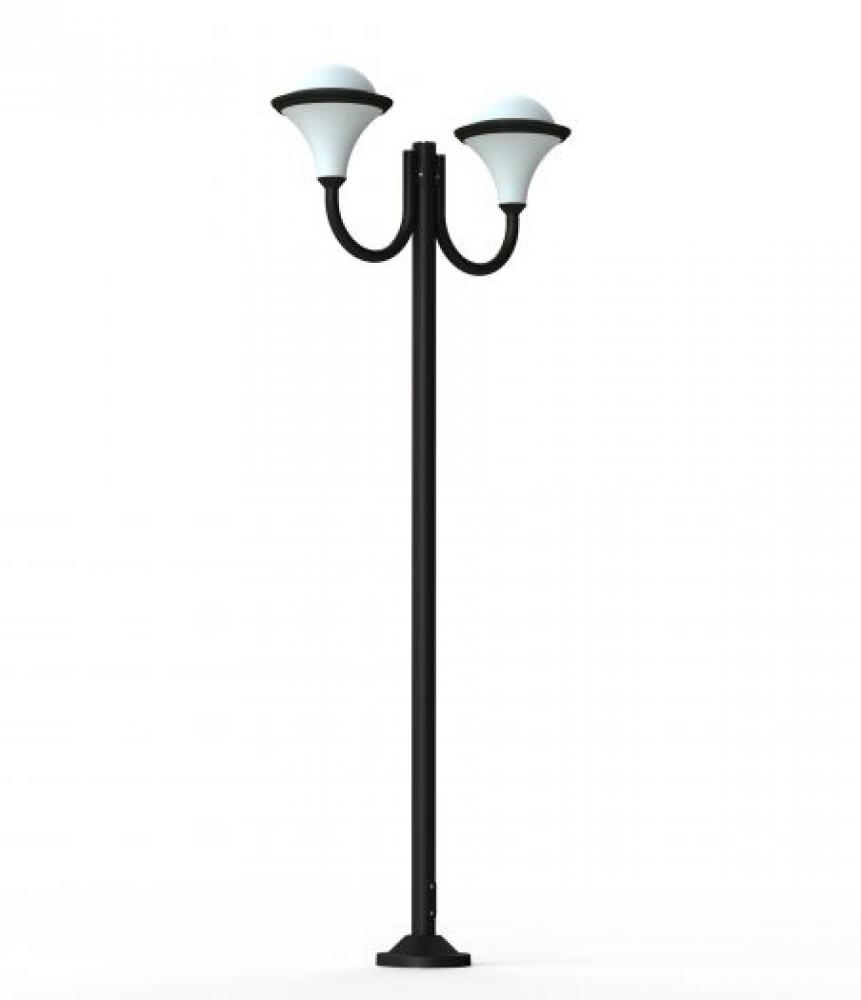 Lampadaire extérieur Dallas H.2475