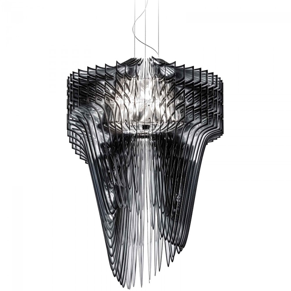 Suspension Aria XL black fade Slamp