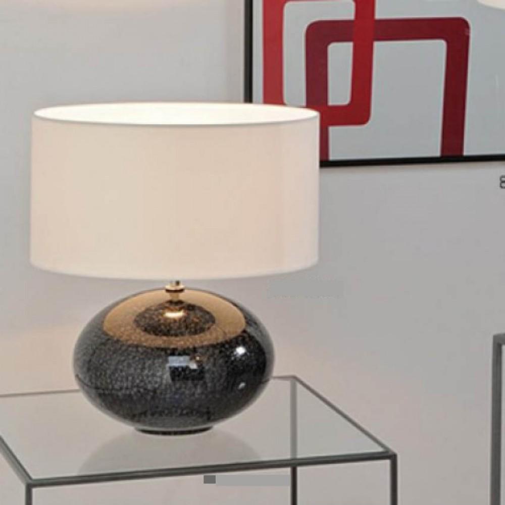 Lampe à poser Vasco Noire