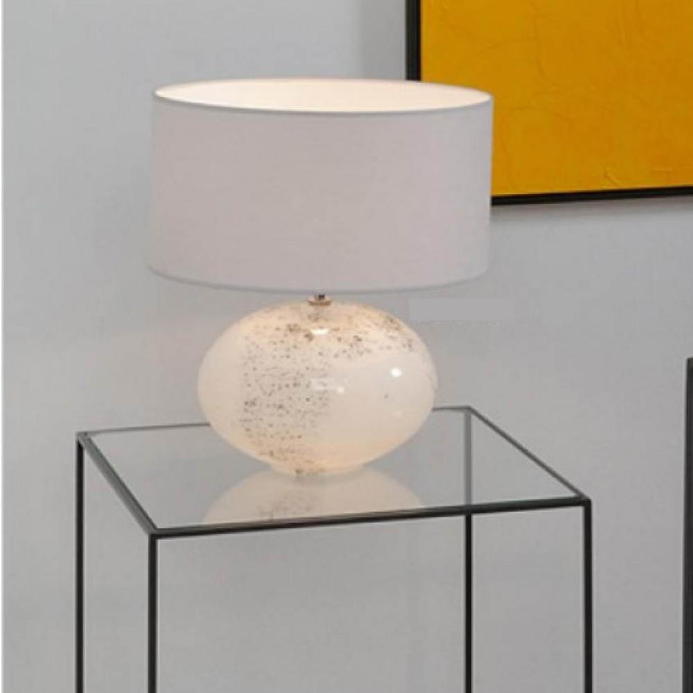 Lampe à poser Victoria Ivoire