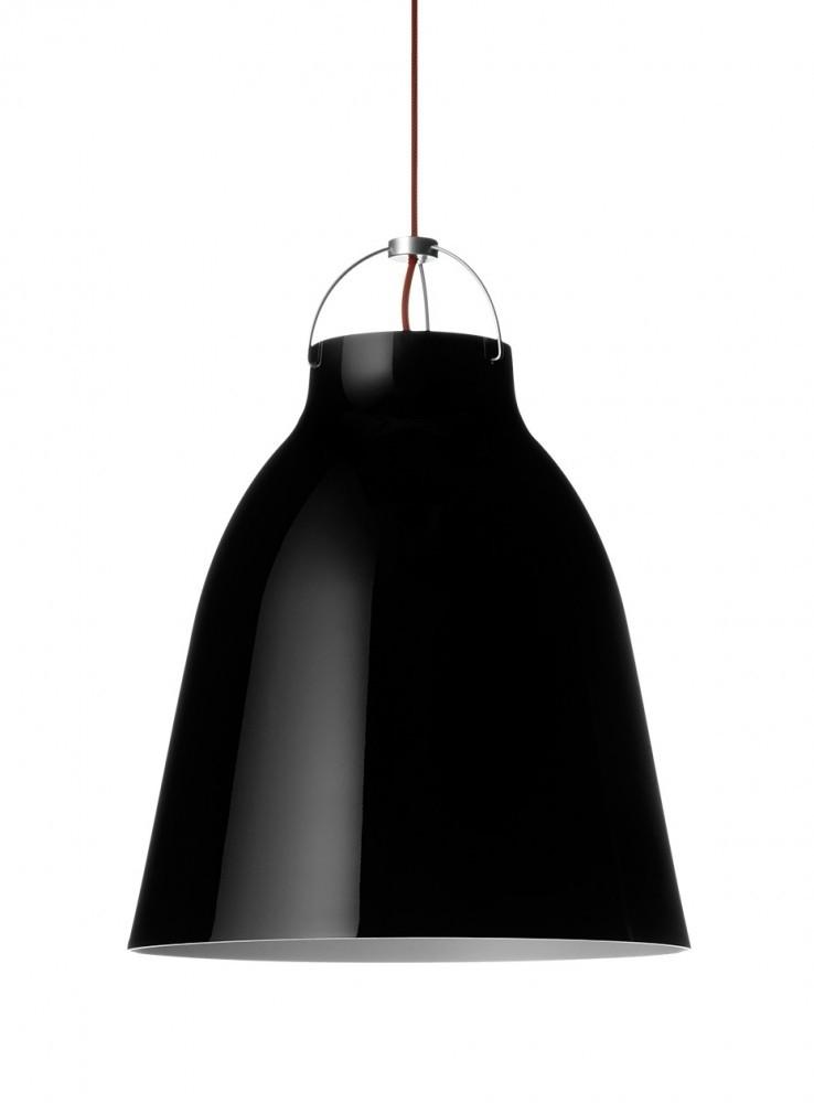 Suspension Caravaggio P3 - D.40-Noir