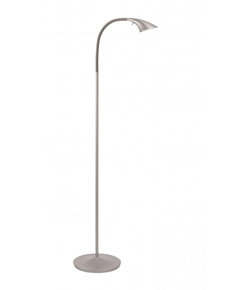 Liseuse LED Lily argent 6,5W