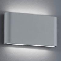 Applique d'extérieur LED Thames II Gris titane