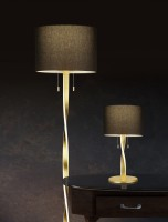 Lampe de table Nandor 2 tirettes