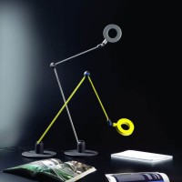 Lampe Led L'Amica Gris - Martinelli