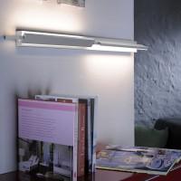 Plafonnier/Applique Q-MATTEO LED - Aluminium