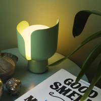 Blom lampe à poser - Fontana Arte - Blanc
