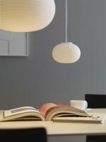 Suspension Bianca LED Ø30CM - Fontana Arte